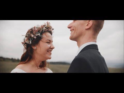 Ivka A Daniel - Svadobný Klip