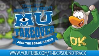 Club Penguin Music OST: Monsters University Takeover - Steer the Funk (Igloo Music 2013)