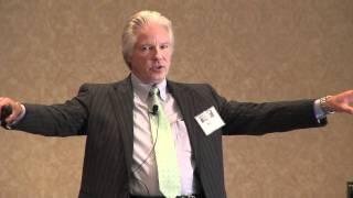 Steve Stewart with Gulf Winds International at BoyarMiller/PKF Texas Looking Ahead Event