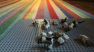 My Stop Motion Movie war Lego Star Wars