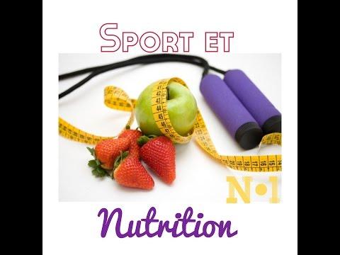 Sport et Nutrition n°1