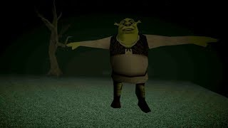 SURVIVE SCARY SHREK!! - Roblox Shrek Games