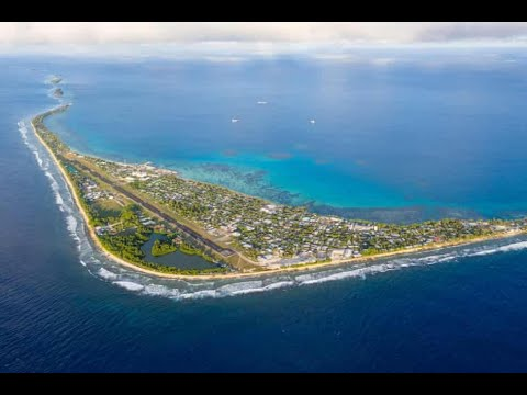 Journey To One Of Tuvalu's Islands,  Tuvalu 106th Nation Visited July 2019