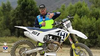 Husqvarna recently launched their 2018 450 model. While the machine...