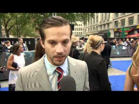 Prometheus UK Premiere Interview Logan Marshall Green