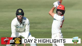 Runs and tons for fun at Karen Rolton Oval | Marsh Sheffield Shield 2020-21