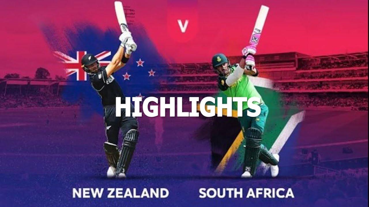 Cricket World Cup 2019 Full Highlights