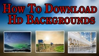 How to download hd backgrounds from your Android phone | step by step
