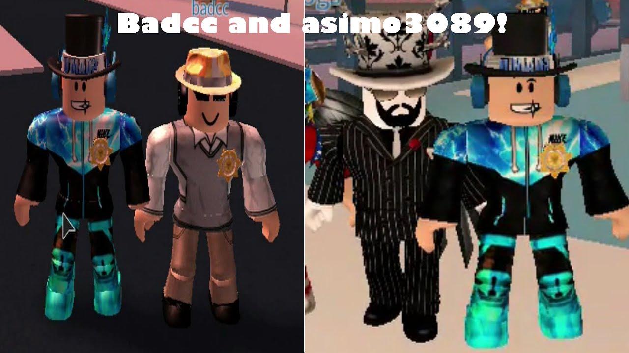 Roblox Meeting The Creators Of Jailbreak Asimo3089 Badcc - asimo3089 roblox account