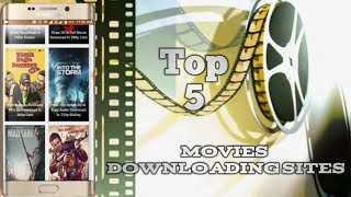 Top 5 Website For Downloading Movies In HD Print.