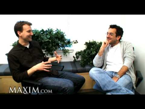 Maxim Gets Hungover with Todd Phillips