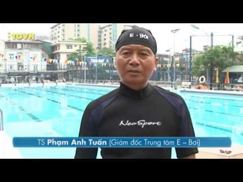 Phòng chống đuối nước bằng kỹ thuật bơi tự cứu   Thế Giới Văn Hóa