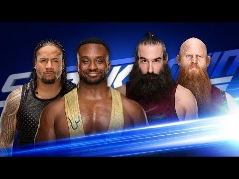 Big E & Jimmy Uso will face The Bludgeon Brothers on SmackDown LIVE: Exclusive, March 13, 2018