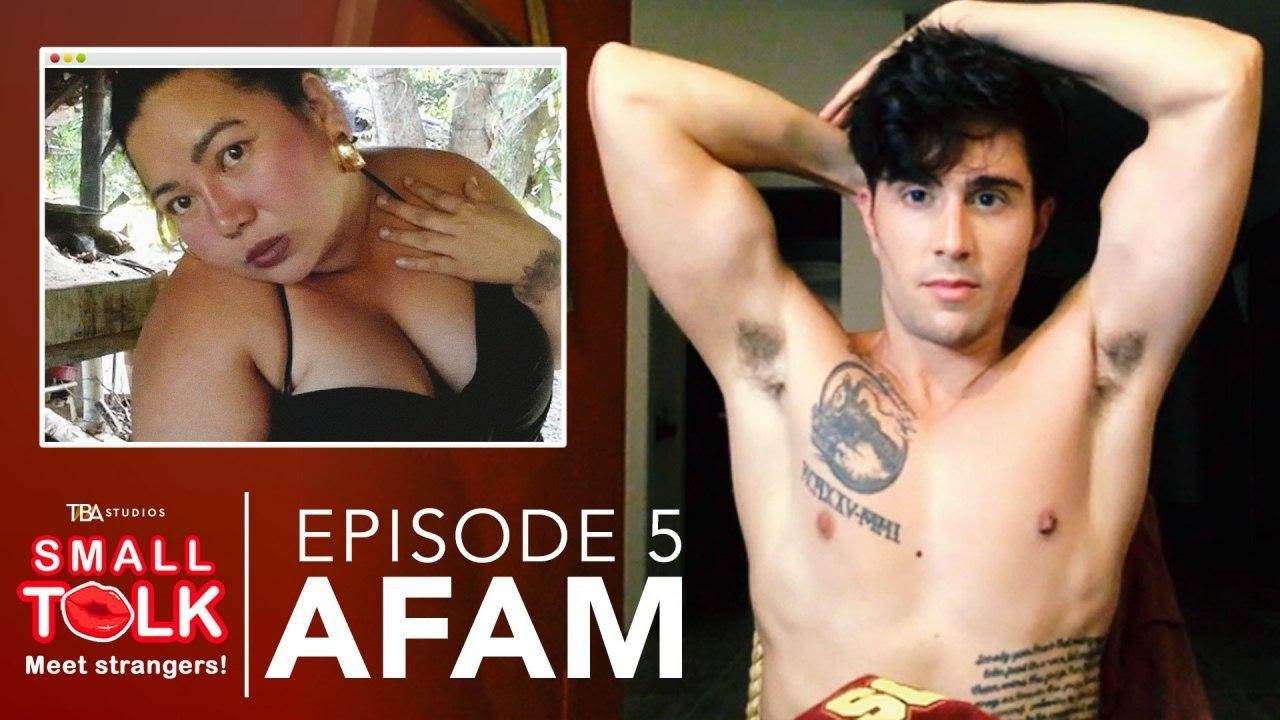 Small Talk | Episode 5: AFAM | Sarah Brakensiek, Nico Locco | TBA Studios (English Subs)