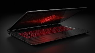 First Look at HPs Omen Laptops