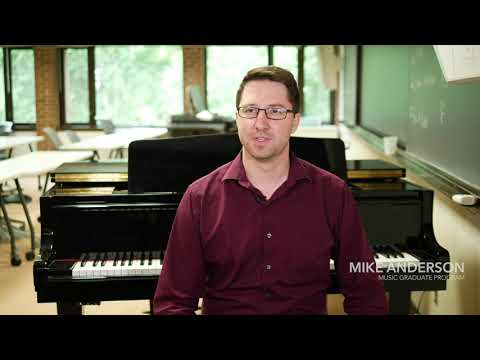 Graduate Programs in Music Education