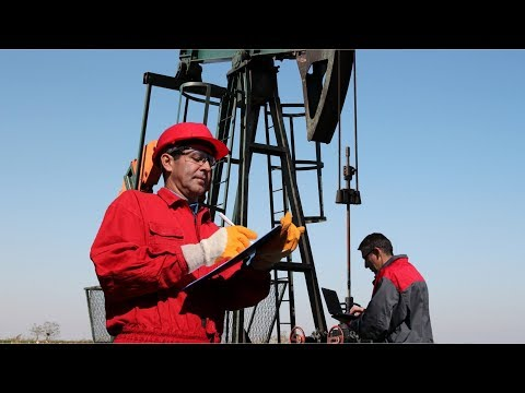 Geological, Petroleum, Sample Test, & Geophysical Data Technician Career Video
