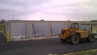 Columbus Self Storage Construction