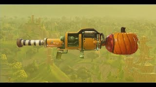 [FR] ON A CITROUILLE LANCE - FORTNitE SAUVER THE WORLD