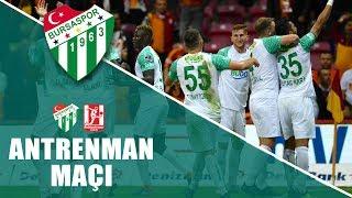 Antrenman Maçı: Bursaspor - Balıkesirspor Baltok 2. Yarı
