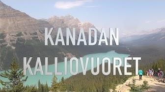 Kanadan Kalliovuoret