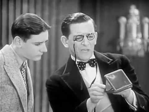 1929 ASK DAD - Edward Everett Horton Ruth Renick - Comedy short