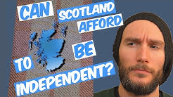 Inside Independence - Can Scotland afford to be independent?