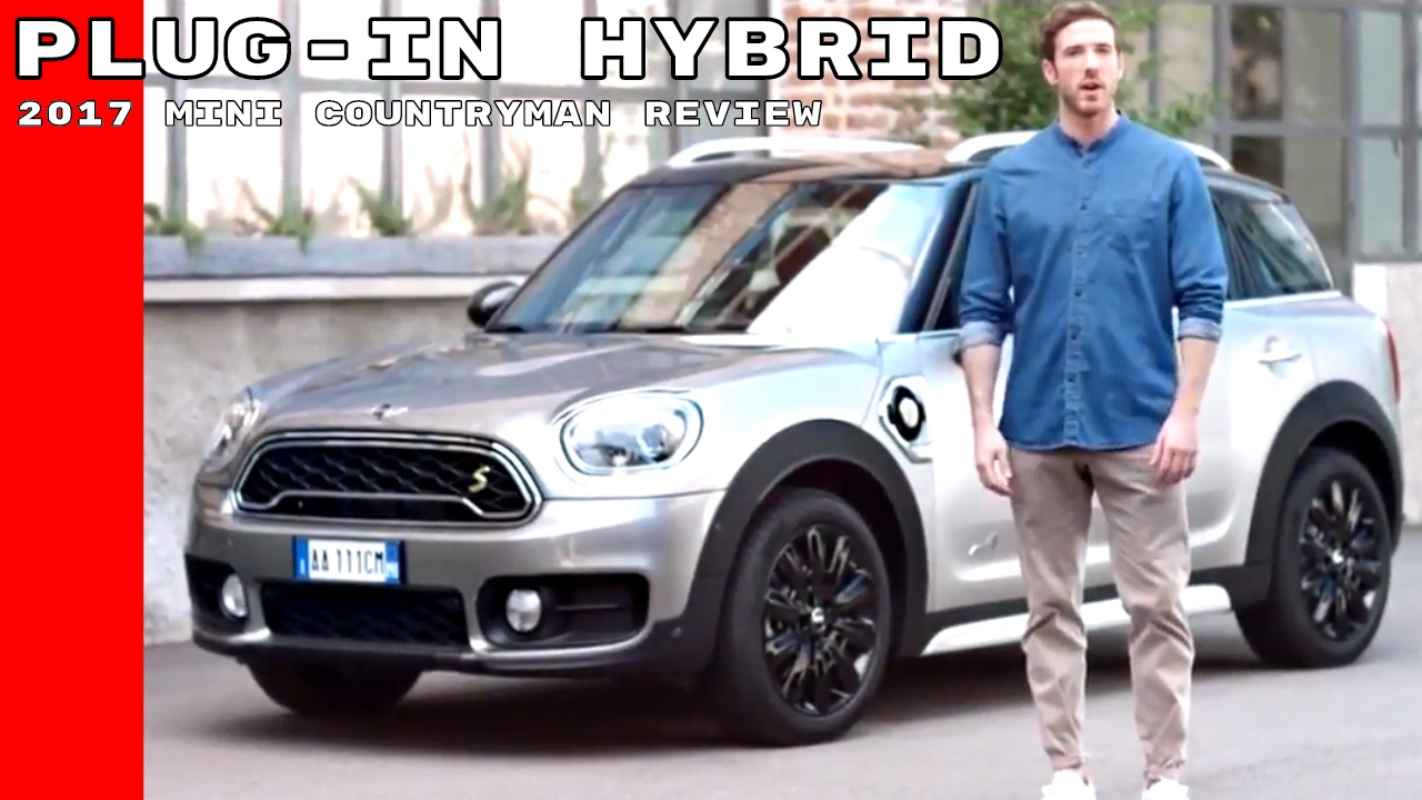 2017 Mini Countryman Plug In Hybrid Review