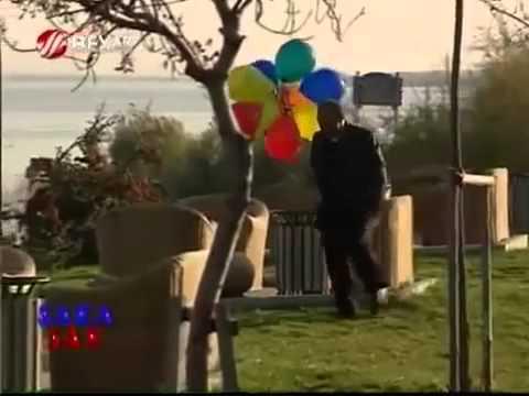 Mustafa Karadeniz Balon şakası