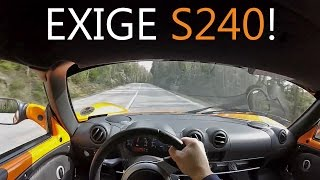 MY NEW CAR! Lotus Exige S240 with POV DRIVE 60FPS 1080p
