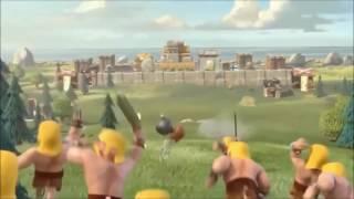 Clash Of Clans Animasyon Türkçe Altyazılı