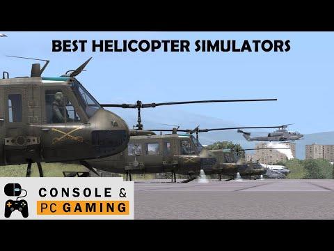 Flight Simulator - Best Helicopter Simulators - PC Games
