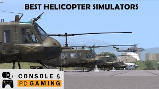 Best Helicopter Games of all time