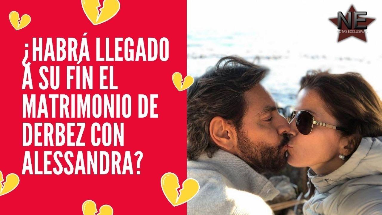 Eugenio Derbez de una vez por todas confirma si se separa de Alessandra Rosaldo