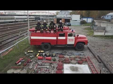 #Тетрисчеллендж–пожарный поезд и пожарная автоцистерна& #Tetrischallenge-fire Train And Fire Truck