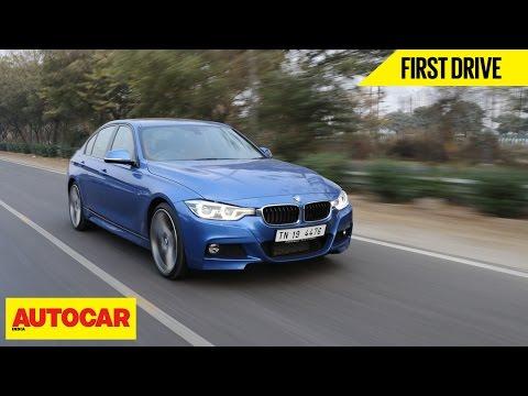BMW 320d | First Drive | Autocar India