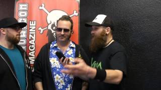 Reel Big Fish Interview Slam Dunk 2015