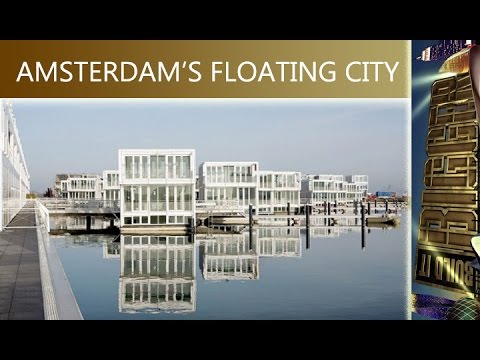 Thành phố nổi ở Hà Lan