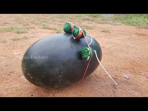 Top 3 Diwali crackers Experiments || Diwali Crackers Hacks || Ideas Factory