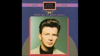 Rick Astley - Take Me To Your Heart (Autumn Leaves Mix)