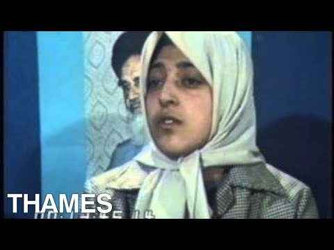Iran - Hostages  - American Embassy - Thames television