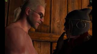 The Witcher 3: Wild Hunt - ГЕРАЛЬТ и ЮТТА - СЕКС