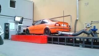 orange bmw e46 323 m52tub25