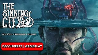 THE SINKING CITY FR #1