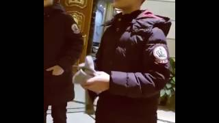 Младший сын Кадырова устроил проверку старшим братьям
