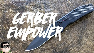 Gerber Empower Auto Review, Made In USA!!