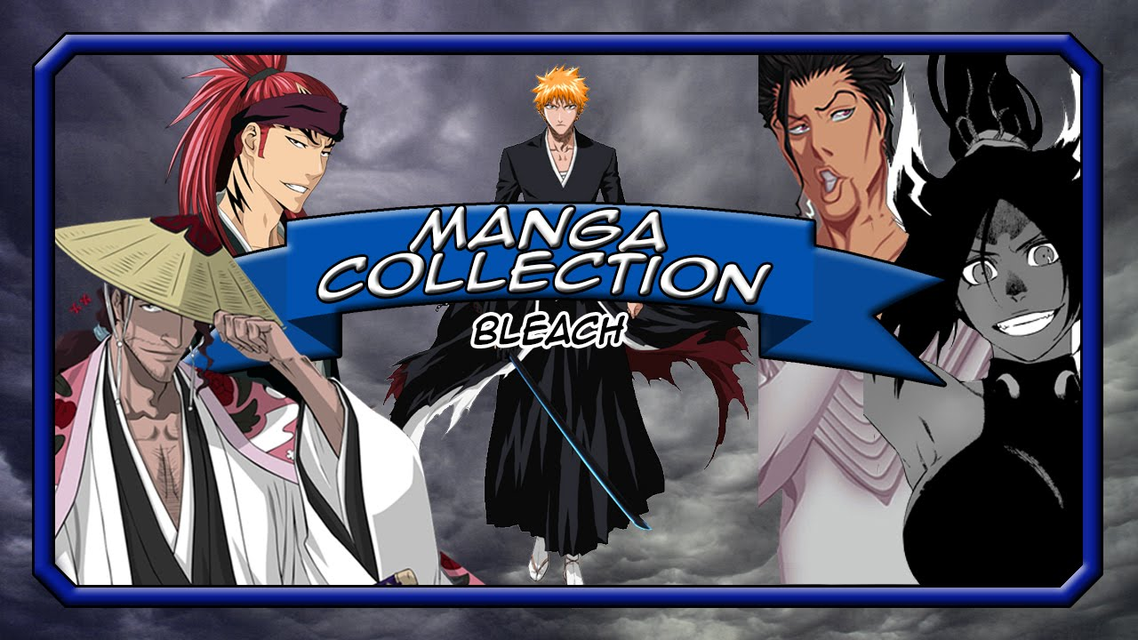 Bleach - Manga Collection (Volumes 1-65) - YouTube