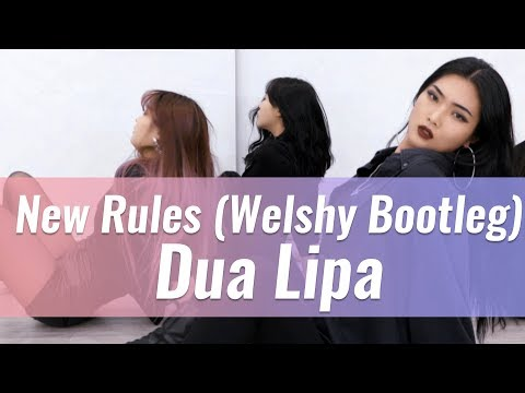 Dua Lipa - New Rules (Welshy Bootleg) Choreography Rosey   주말 걸스 기초반