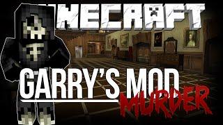 Minecraft: GMOD MURDER #2  w/JeromeASF, ParkerGames, Vaecon, & Taz!