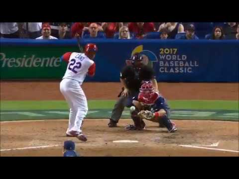 Dominican Republic vs United States | 7 - 5 | Highlights - Resumen | World Baseball Classic 2017